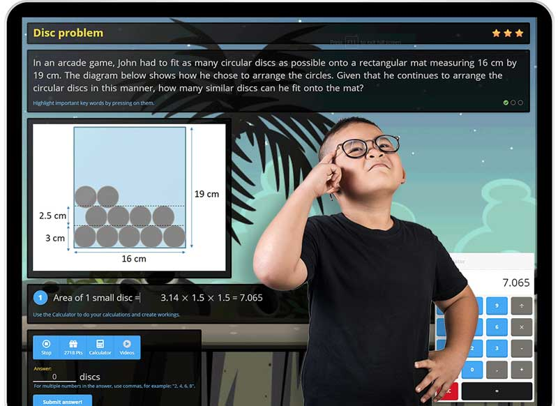 Math games for kids to learn Singapore Math